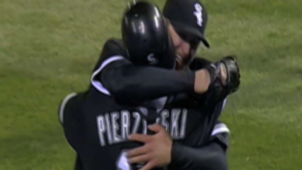 In My Words: Cooper reveals Buehrle his fave