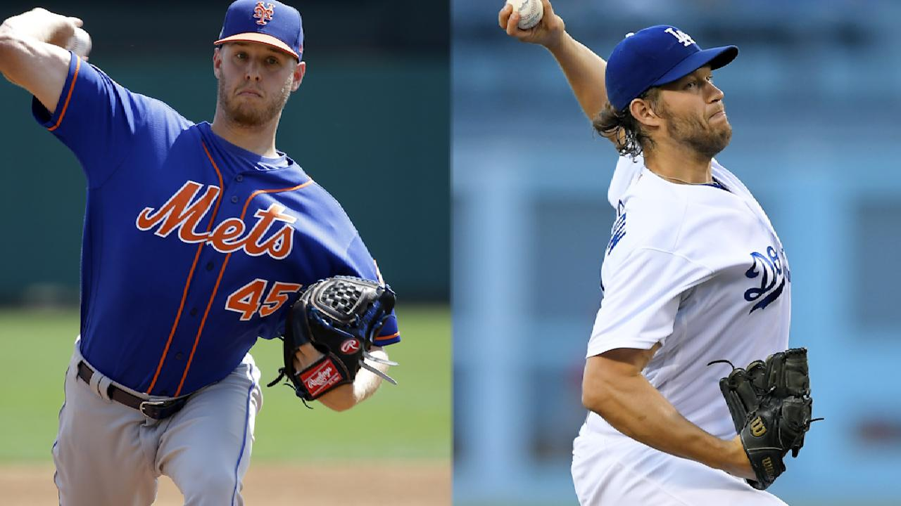Kershaw vs. Mets highlights MLB.TV slate