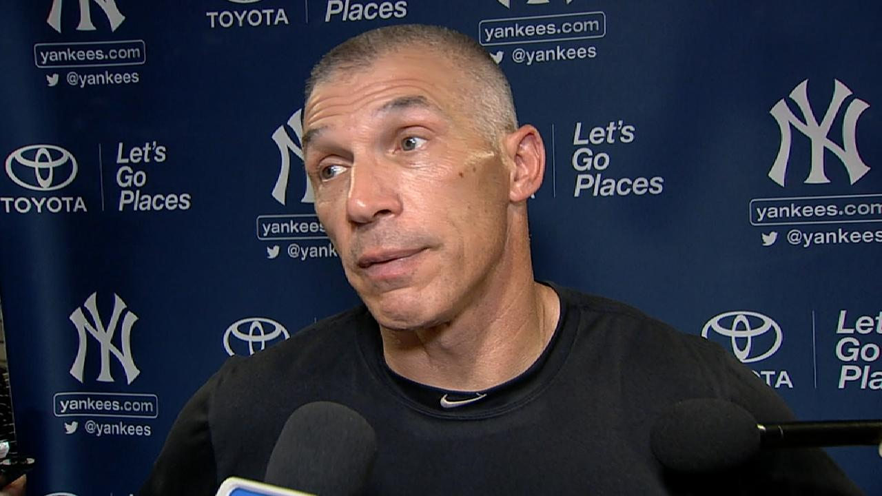 Girardi on losing sixth straight