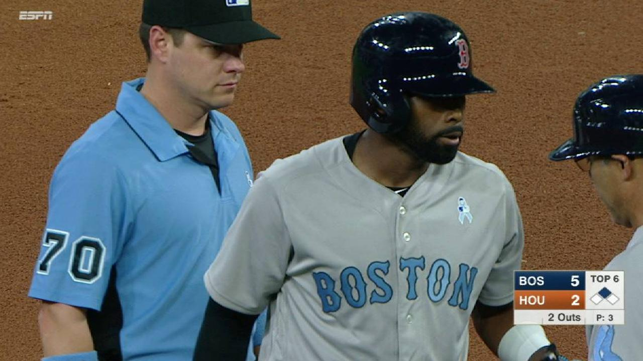 Bradley Jr.'s two-run double