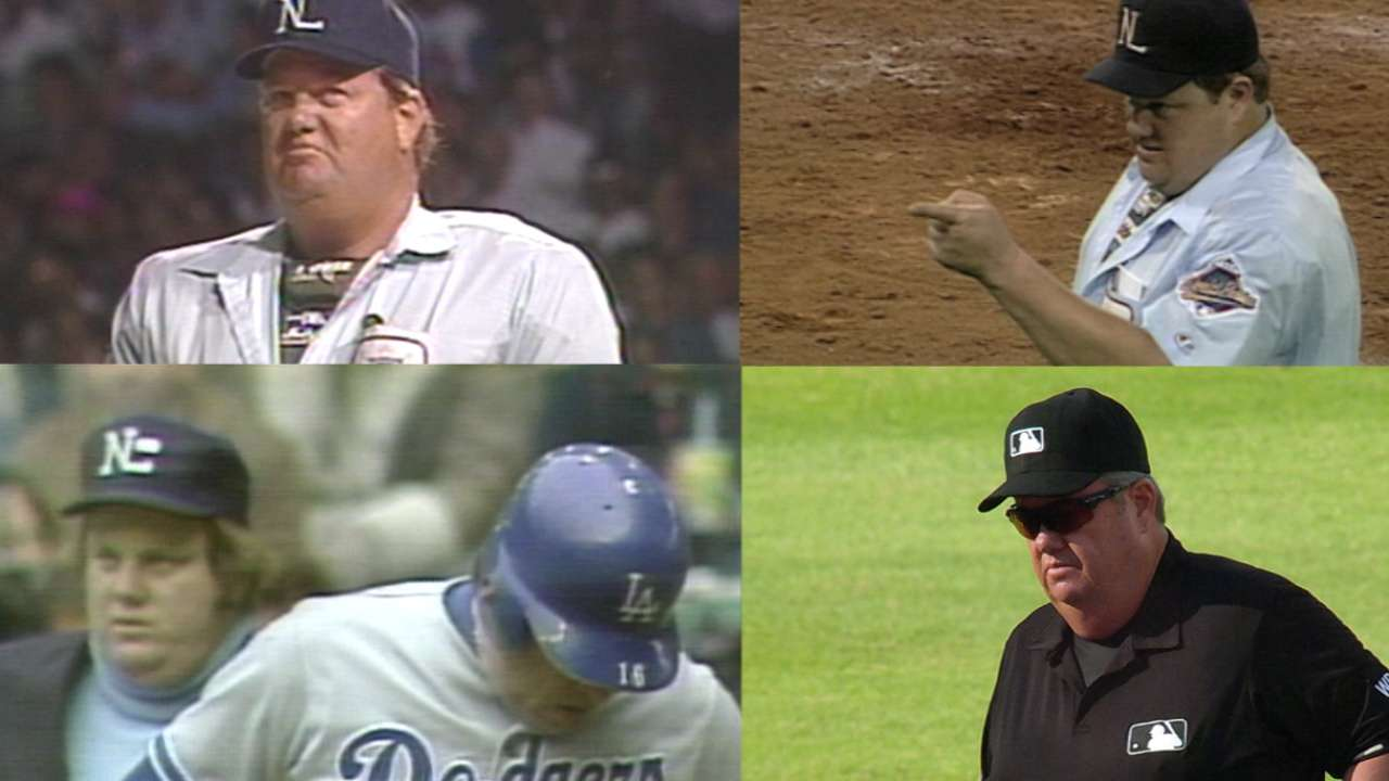 Joe West's best MLB moments