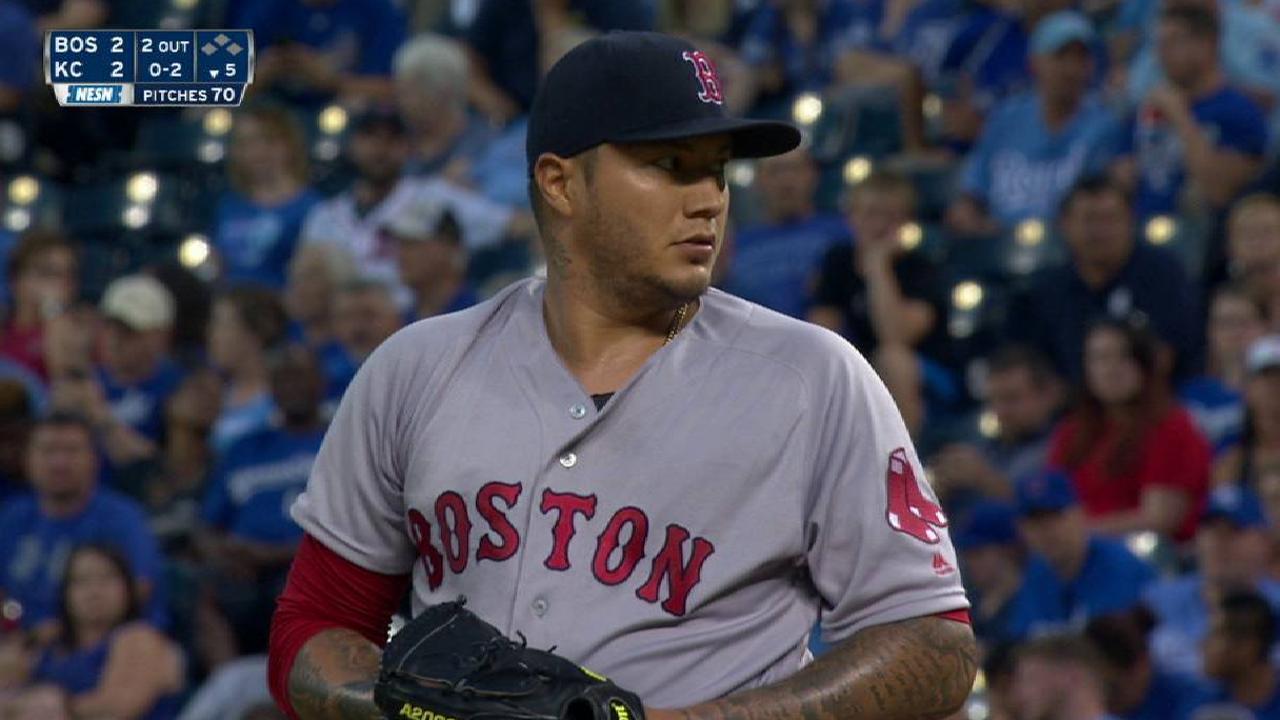 Velázquez contento de formar parte de la organización de Boston