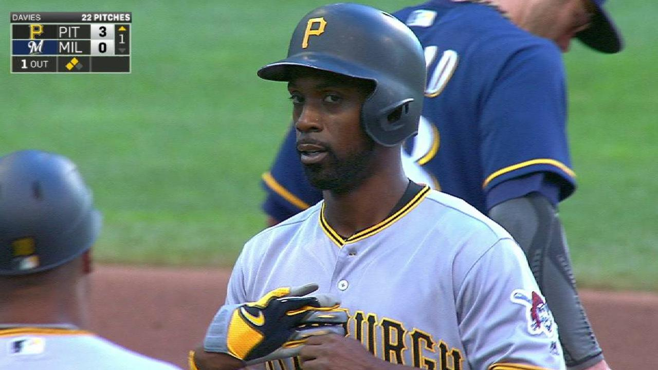 McCutchen's two-run single