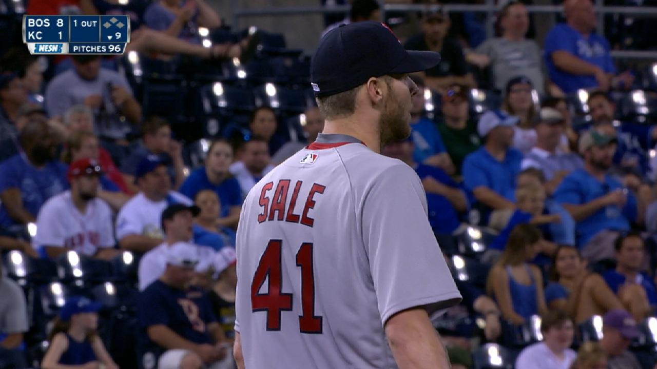 Sale dominates, charts course to first place