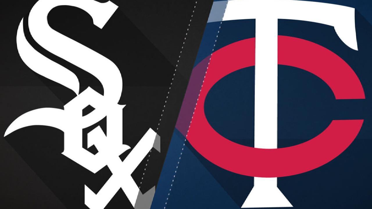 6/20/17: HRs de Sanó y Vargas guían festival de batazos de Twins vs. White Sox