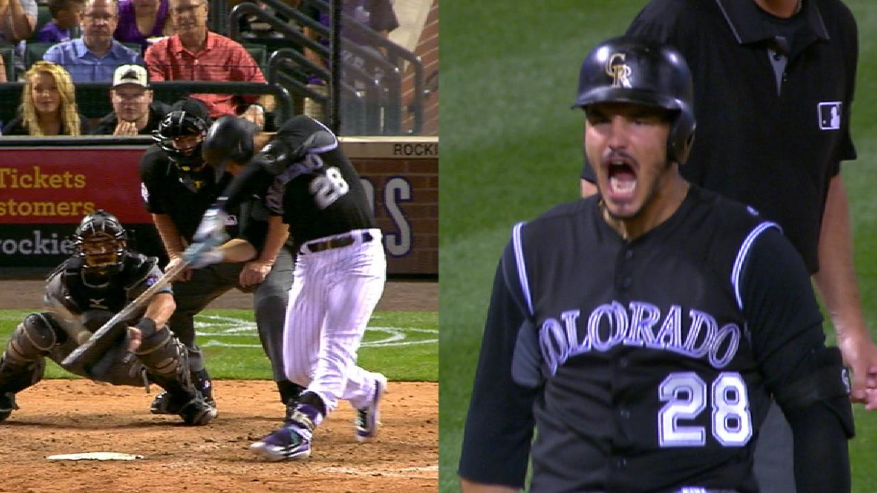 Must C: Arenado's clutch triple