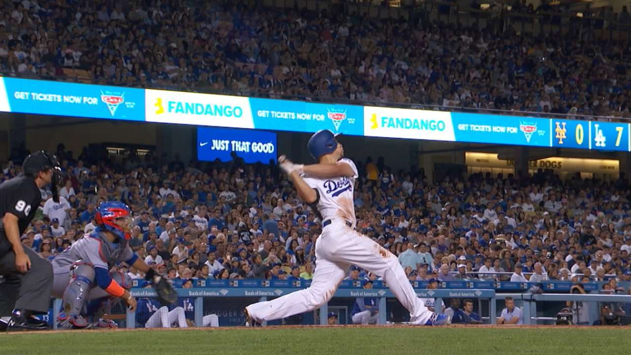 Seager plenty #ASGWorthy with 3-HR game