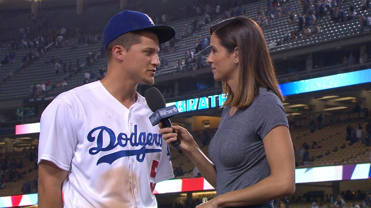Seager on his three-homer game