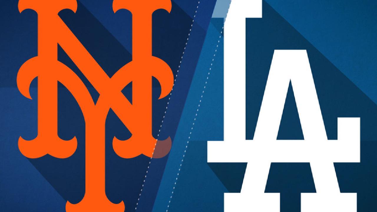 6/20/17: HRs de Seager y la hazaña de Bellinger dan a Mets triunfo sobre Dodgers