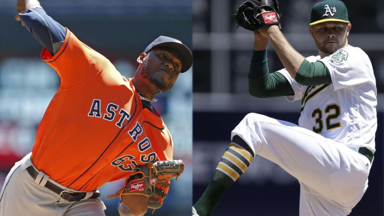 Coming off first win, Paulino set to face A's