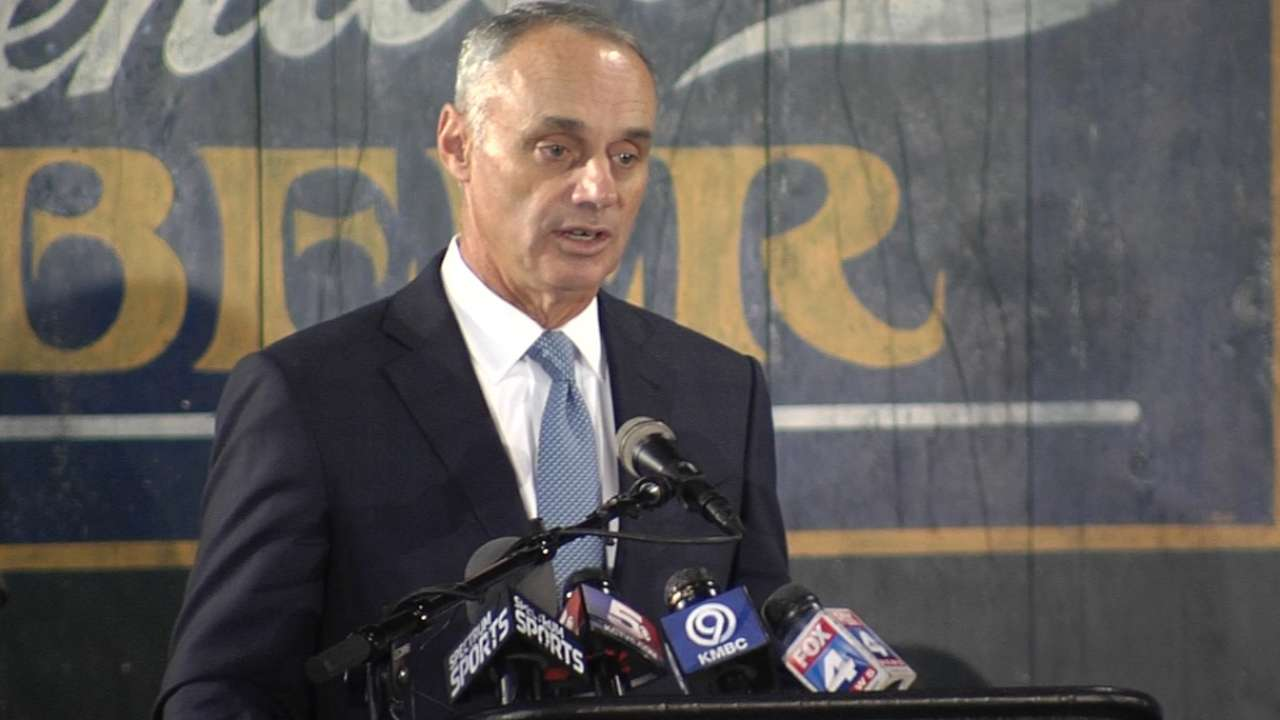 Manfred on NLB Museum donation