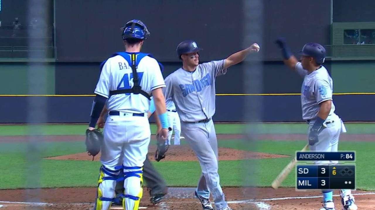 Inbox: Future Padres home run king?