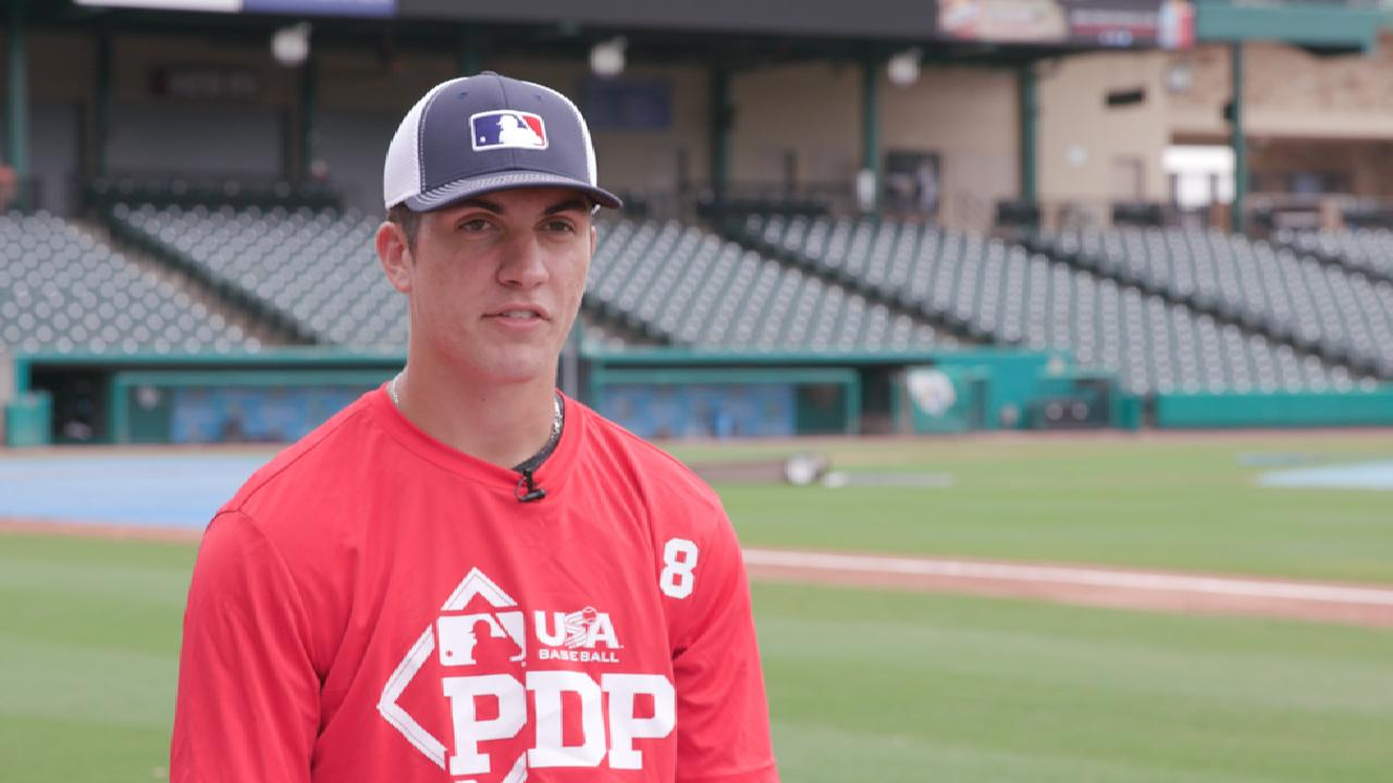 Prospects pleased with results, experience at Houston PDP