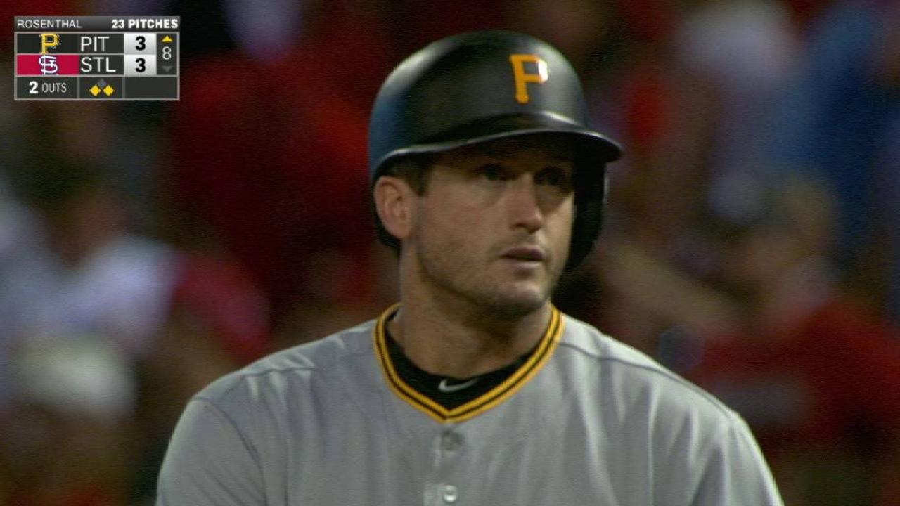 Freese's clutch RBI single