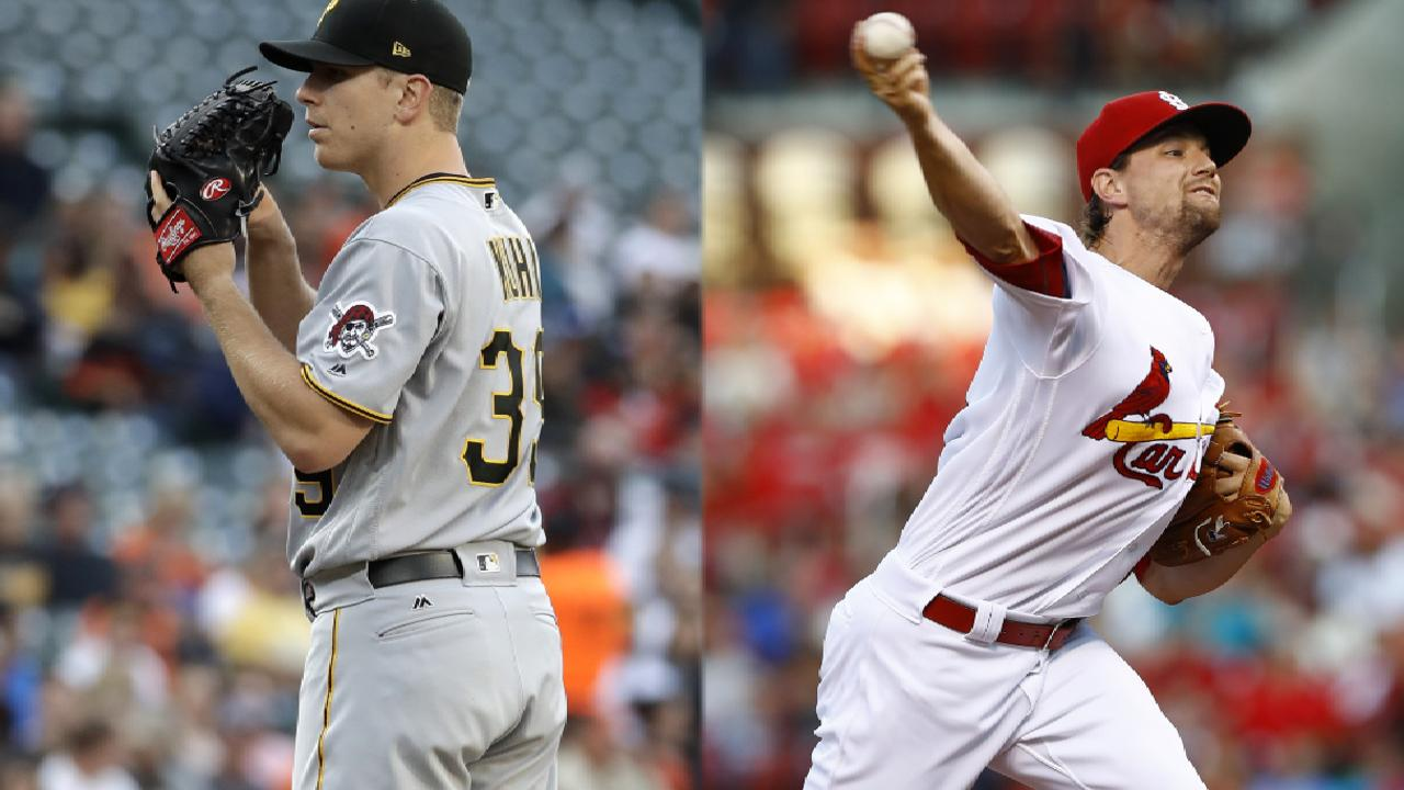 Leake looks to defeat Kuhl, Pirates again