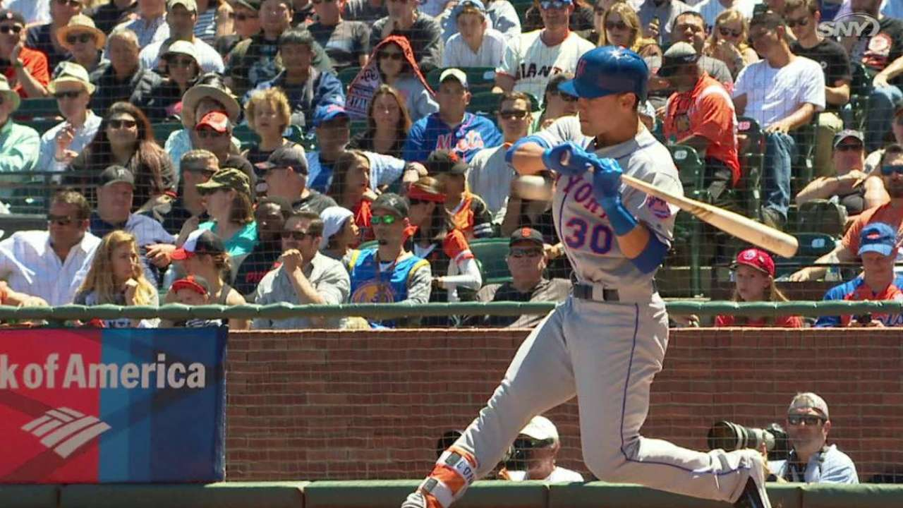 Mets activate Conforto from 10-day DL