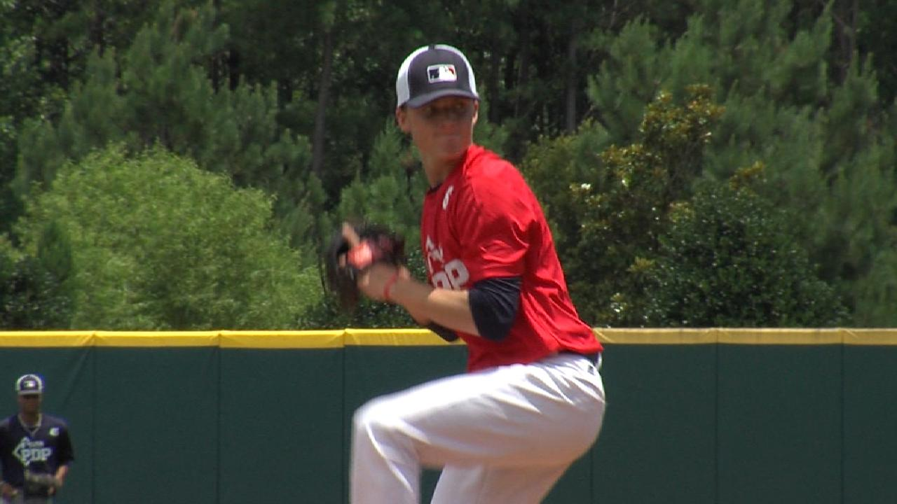 Two-sport star flashes talents at Cary PDP