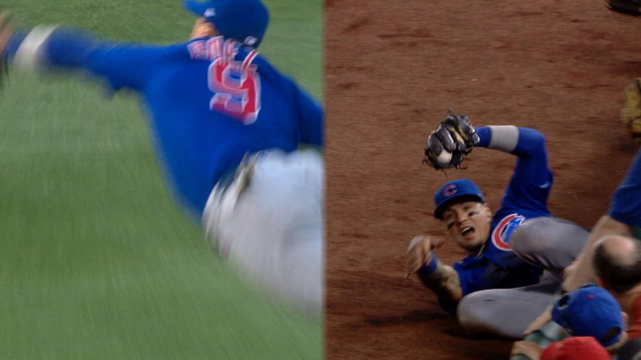Must C: Baez's two amazing grabs