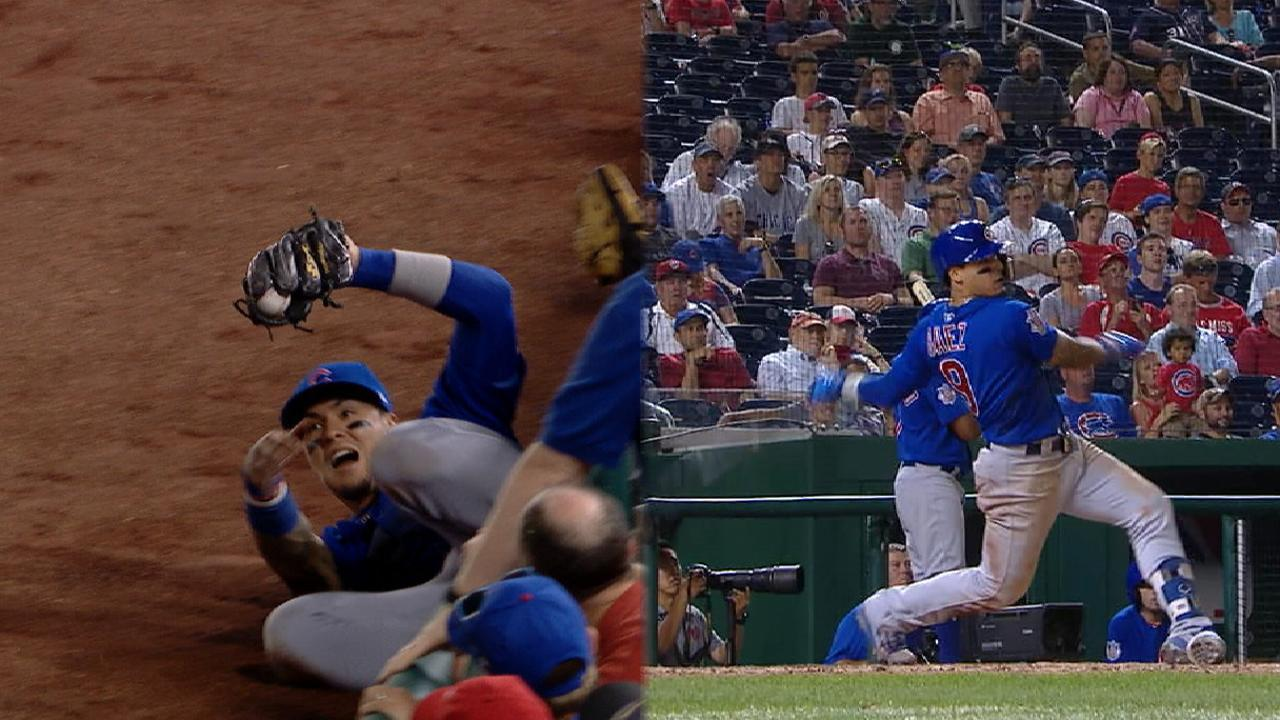 Baez's all-around night