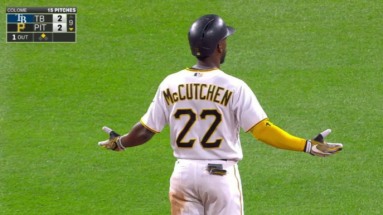 Market for McCutchen still developing