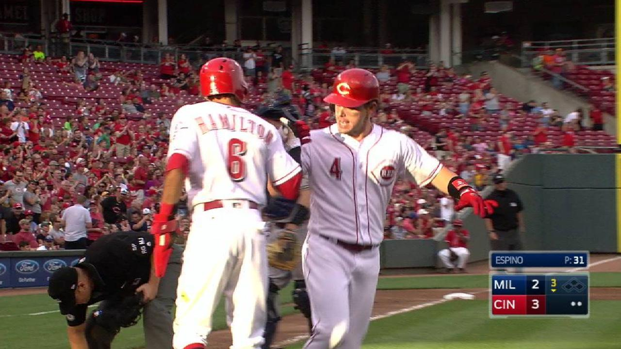 48c325f5c Price to get Scooter ABs after Cozart returns. Gennett has five home ...