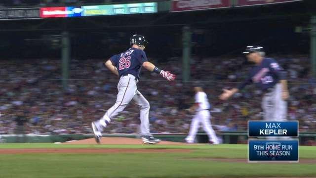 Kepler's two-run home run