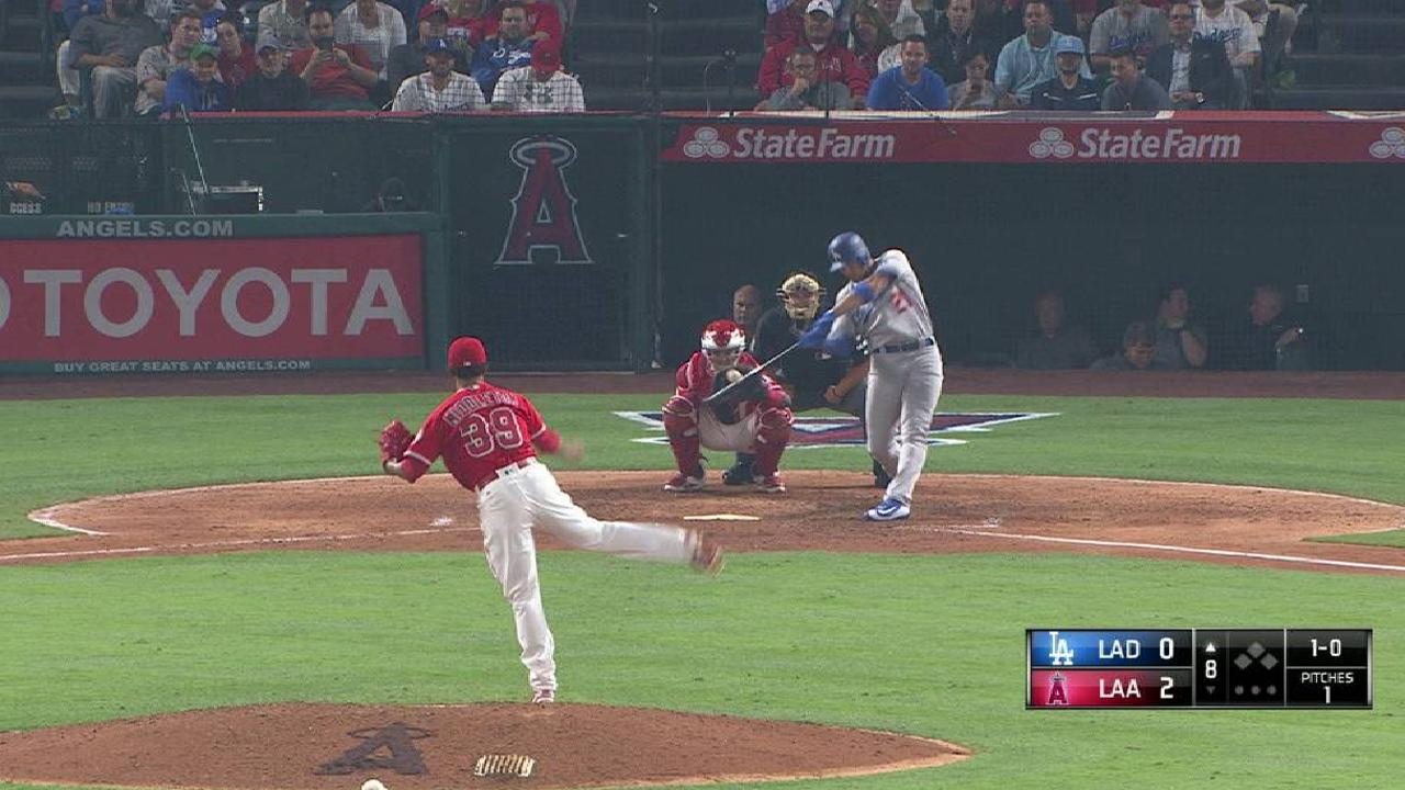 Dodgers rally before wheels come off in 9th
