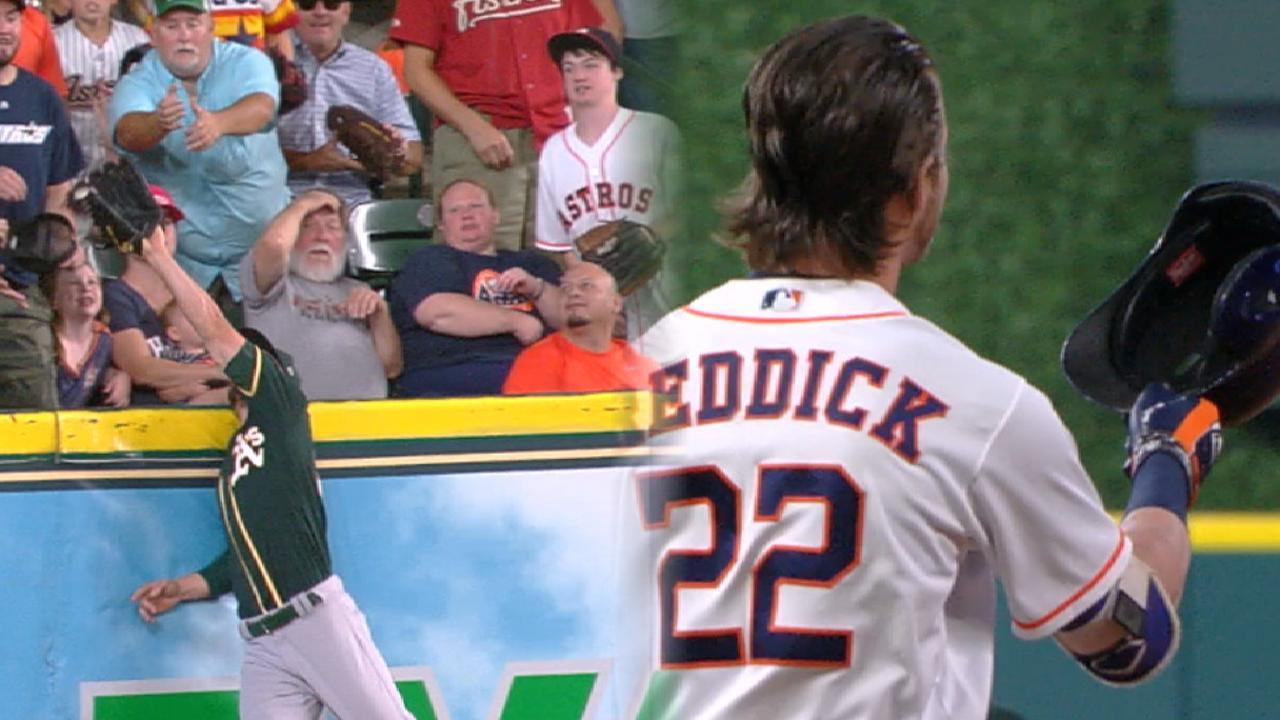 Must C: Joyce robs a home run