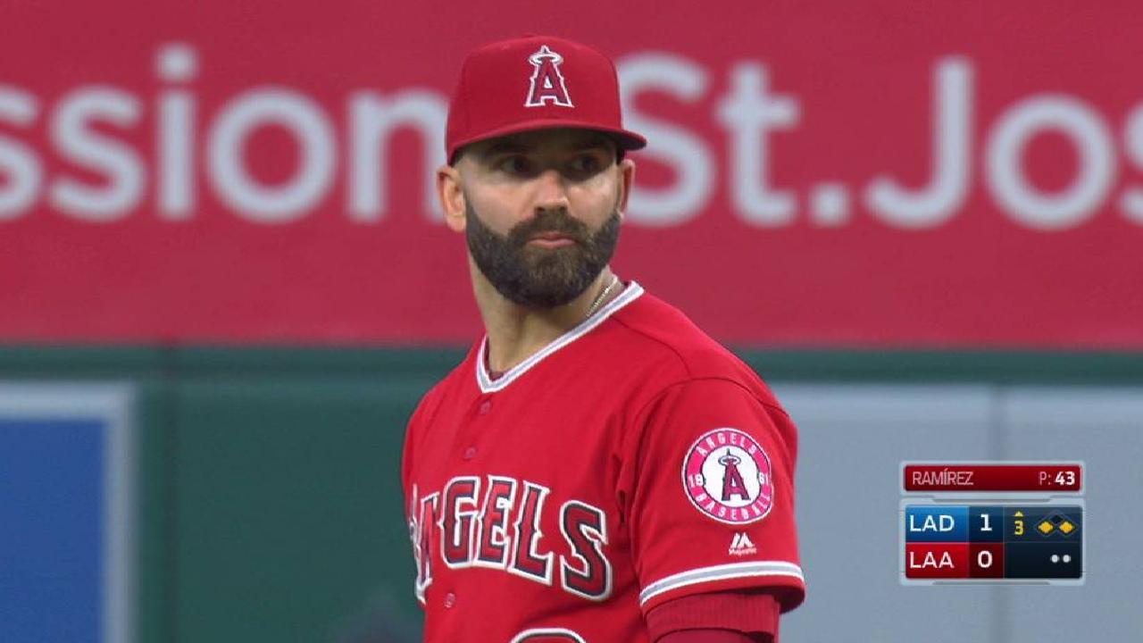 Angels designate Espinosa for assignment