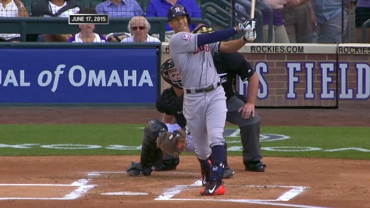 MLB Central: Carlos Correa