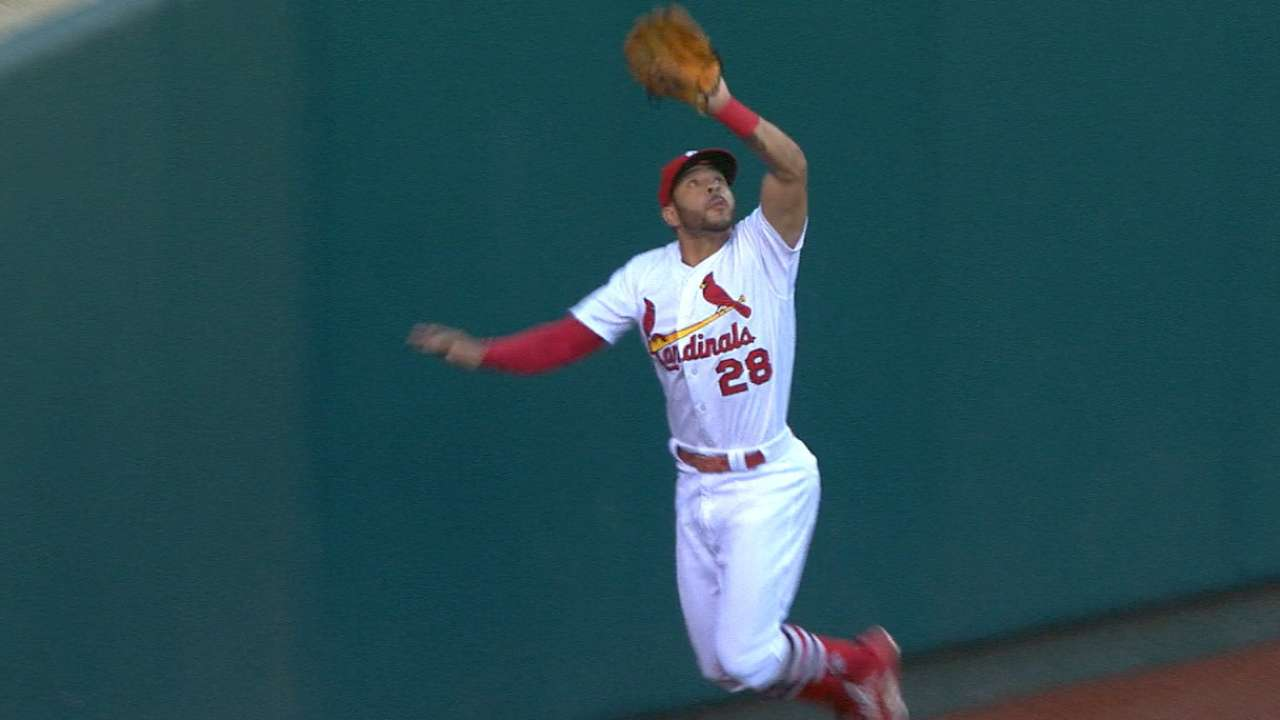 Must C: Pham robs extra bases