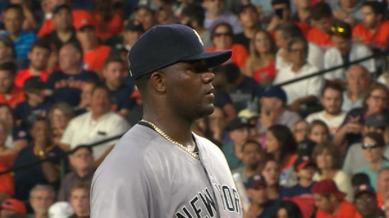 Apertura sólida de Pineda vs. Astros