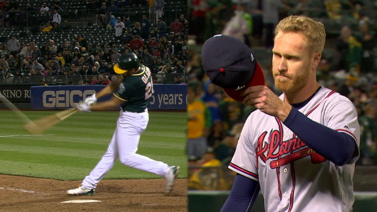 Must C: Foltynewicz's near no-no