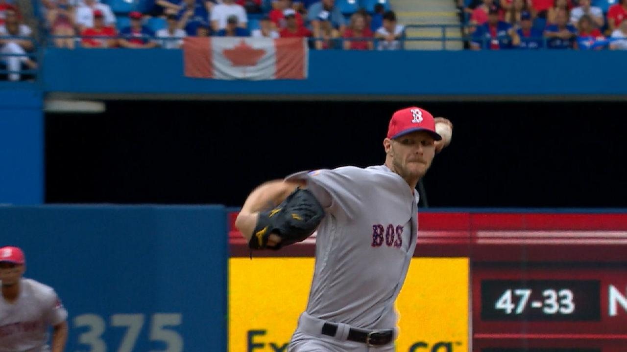 Sale, Sox take on rising Rays on MLB.TV