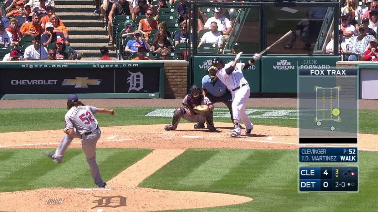 J.D. Martinez's RBI double
