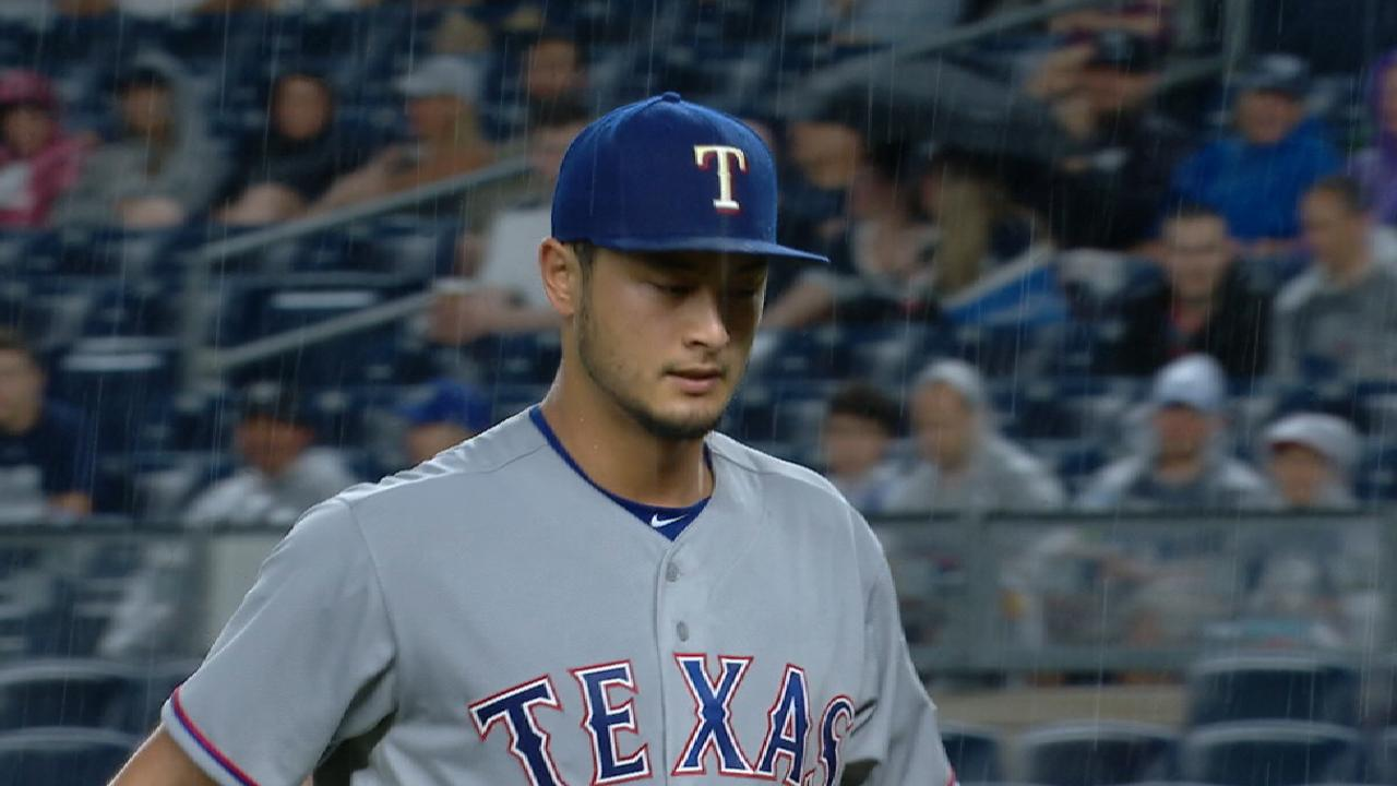 Darvish receives All-Star nod