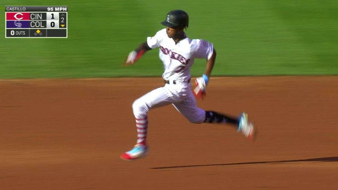 Hamilton, Tapia have Sprint Speed in common