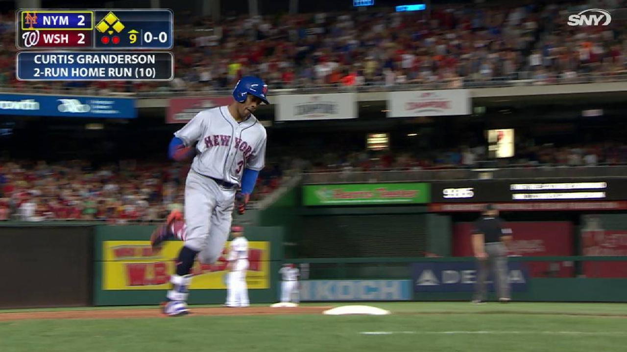 Granderson's game-tying homer