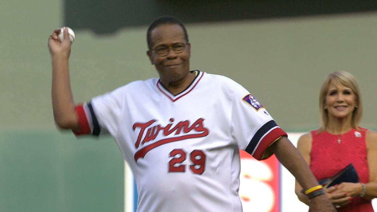 Carew makes return trip to Twin Cities