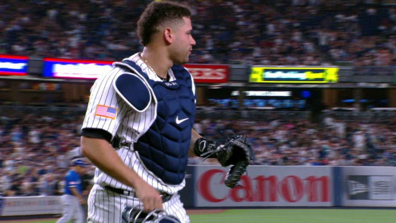 Yankees turn two to escape 8th