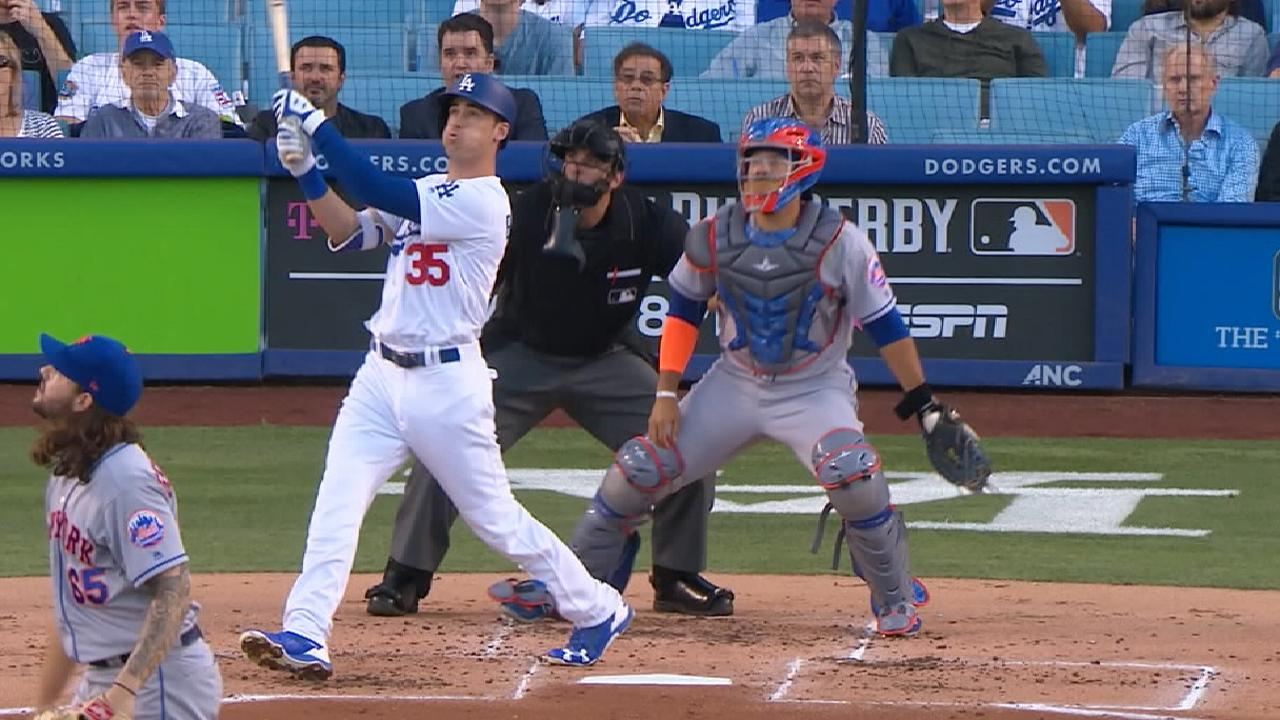 Bellinger answers HR Derby call