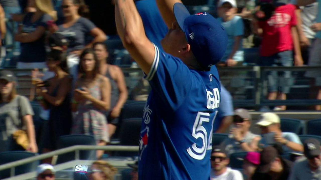 Osuna fans Judge for the win