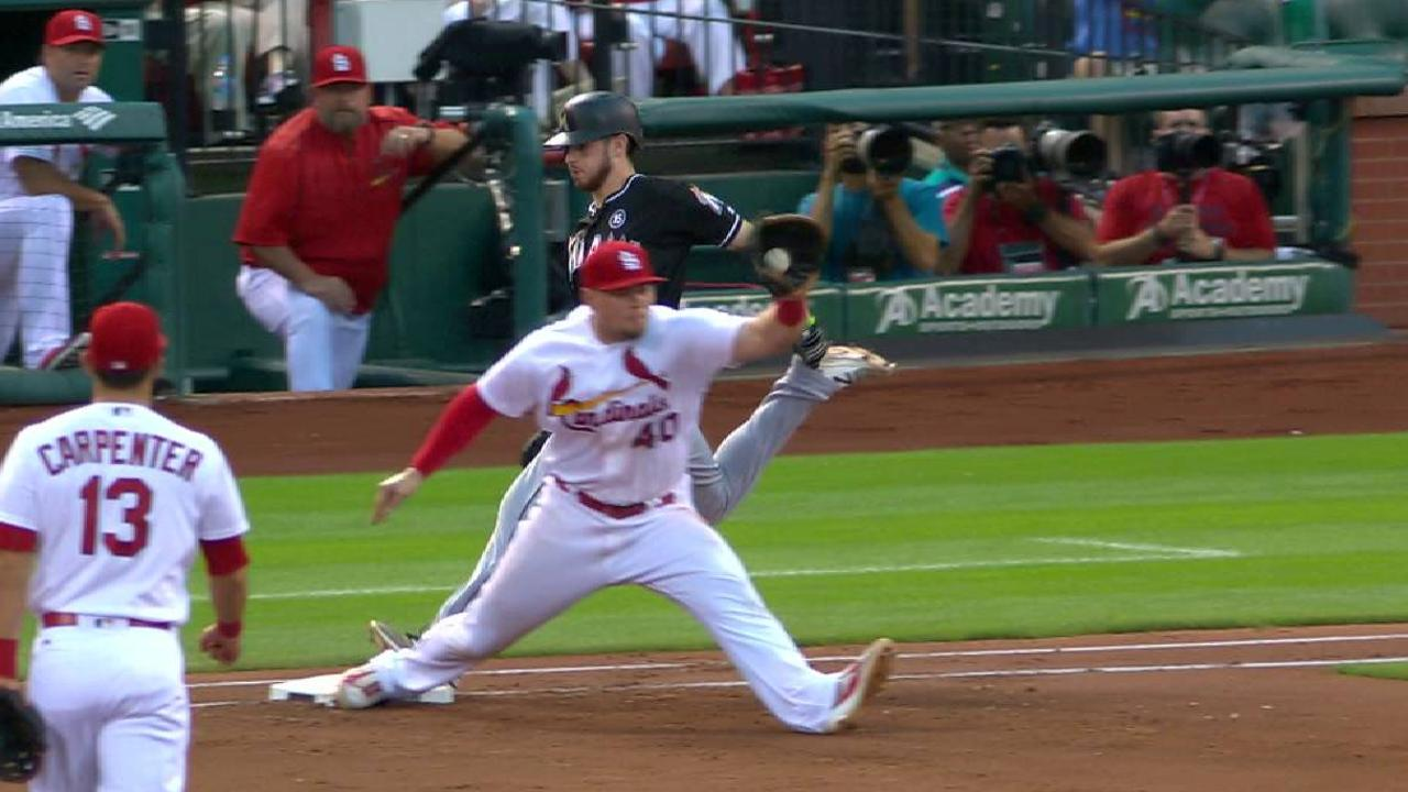 Cardinals turn two after review