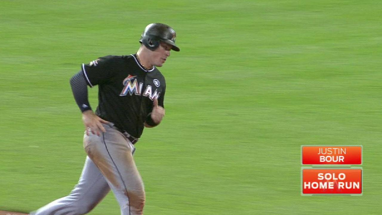 Bour's late solo homer