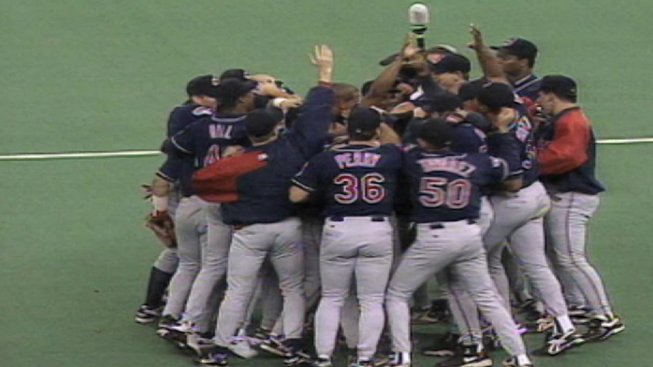 MLB Network recalls memorable '90s Indians