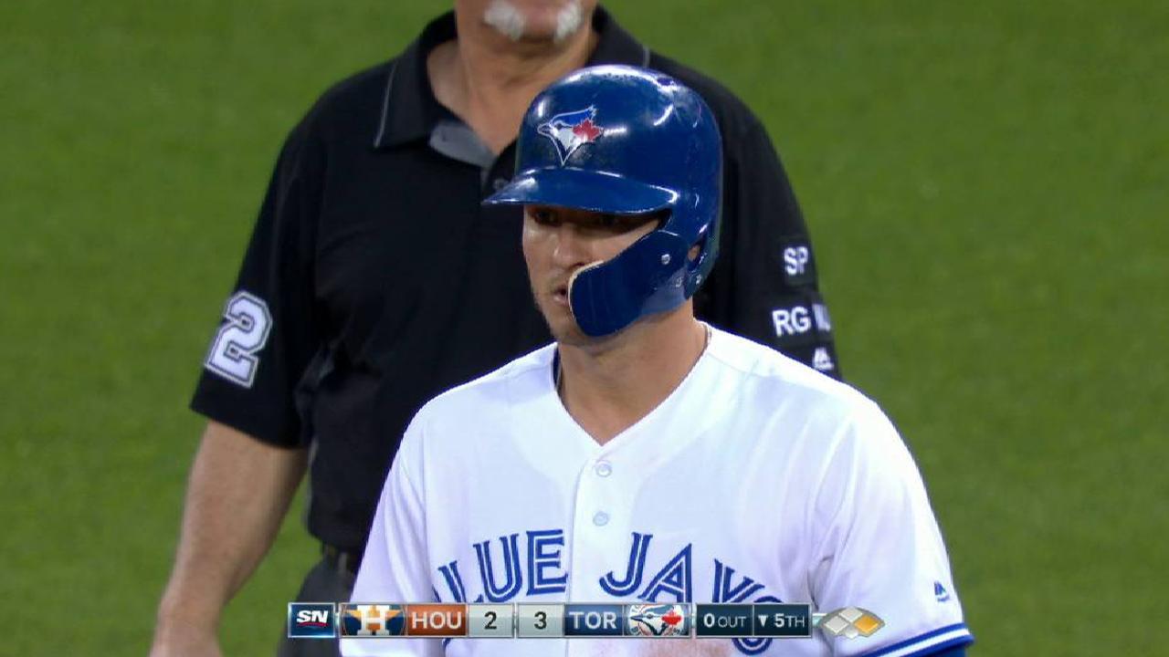 Azulejos frenan a Lance McCullers Jr. y Astros