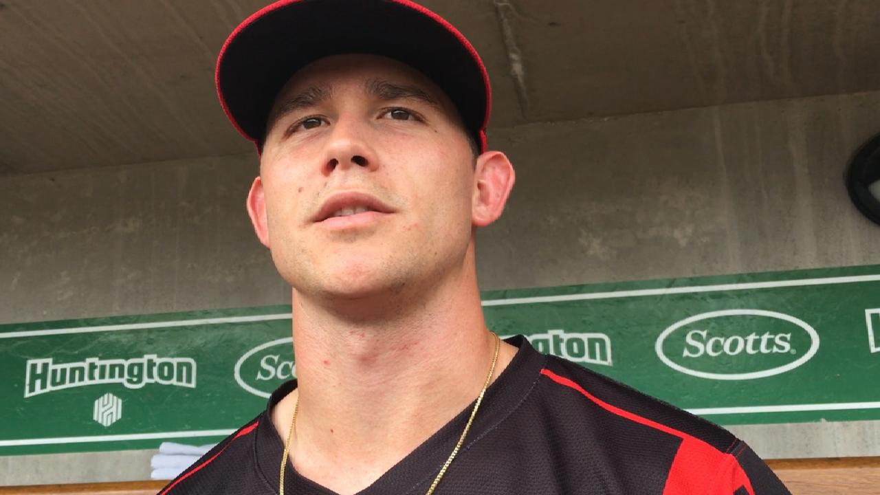 In-command Brault zooms to Triple-A ASG