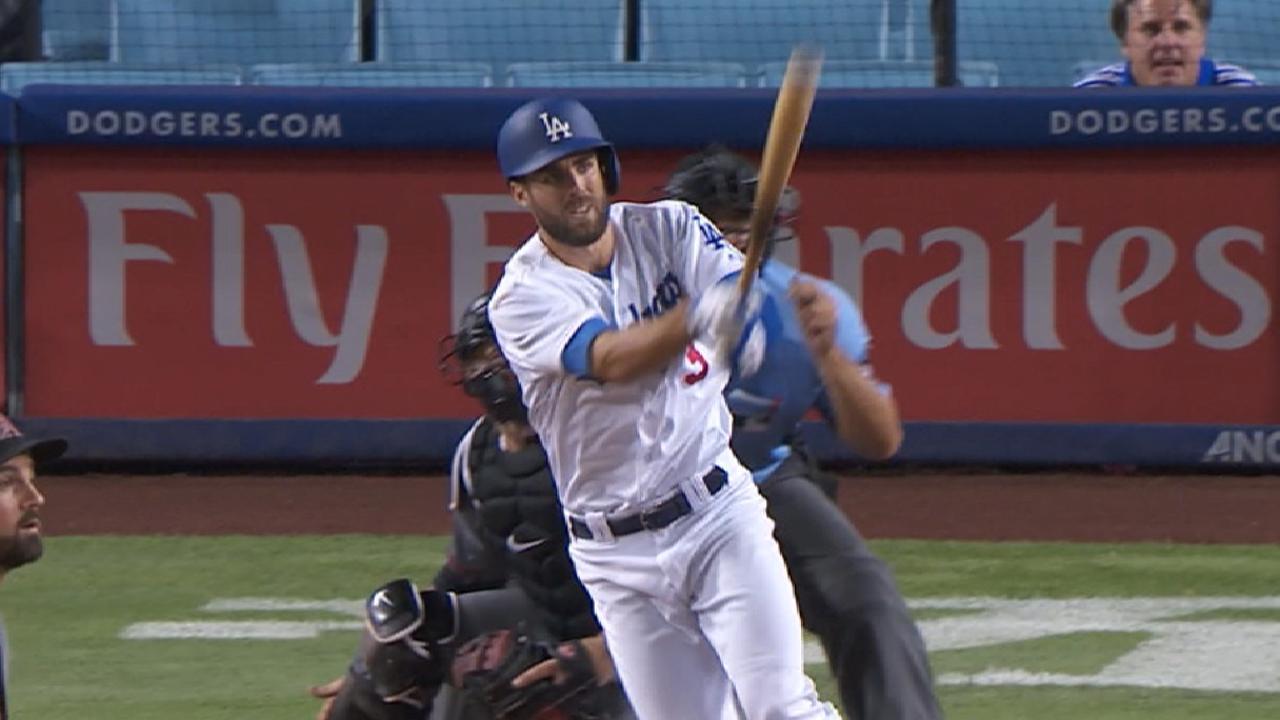Los Dodgers de Los Angeles parecen estar encaminados a otro año de éxitos