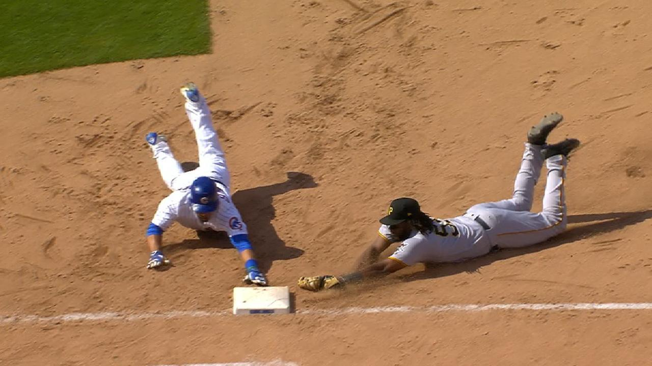 Bell's unassisted double play
