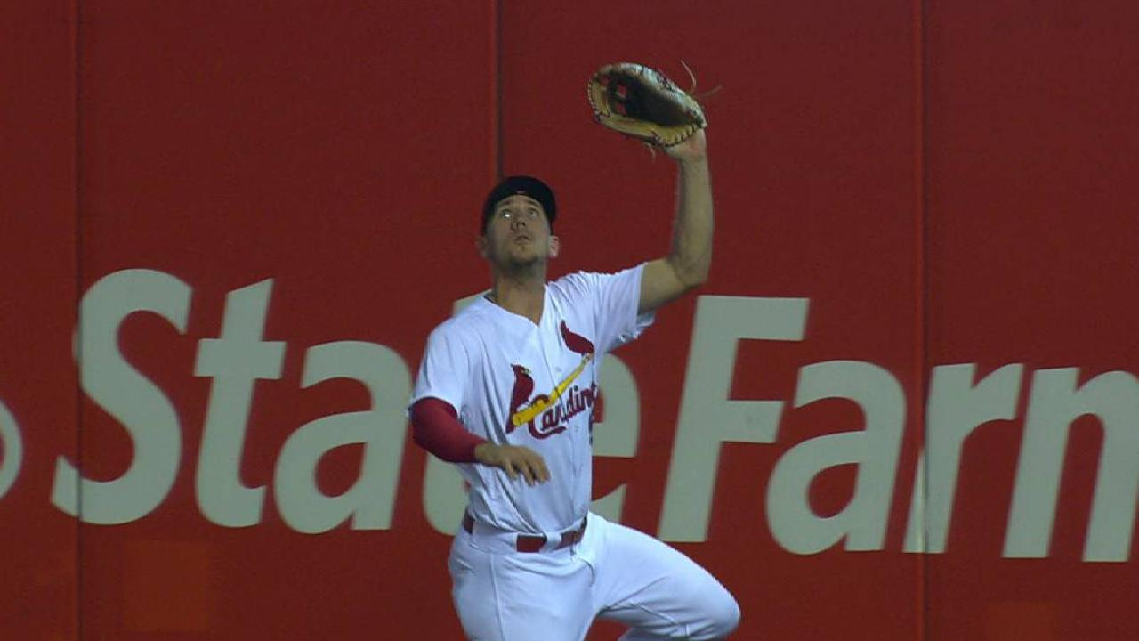 Cards activate Piscotty ahead of Crew series